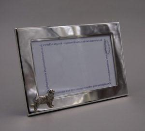 Sølv billedramme
