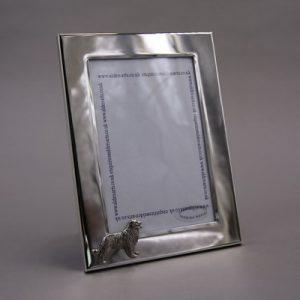 Sølvramme med Berner