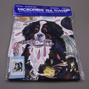 Viskestykker i microfiber